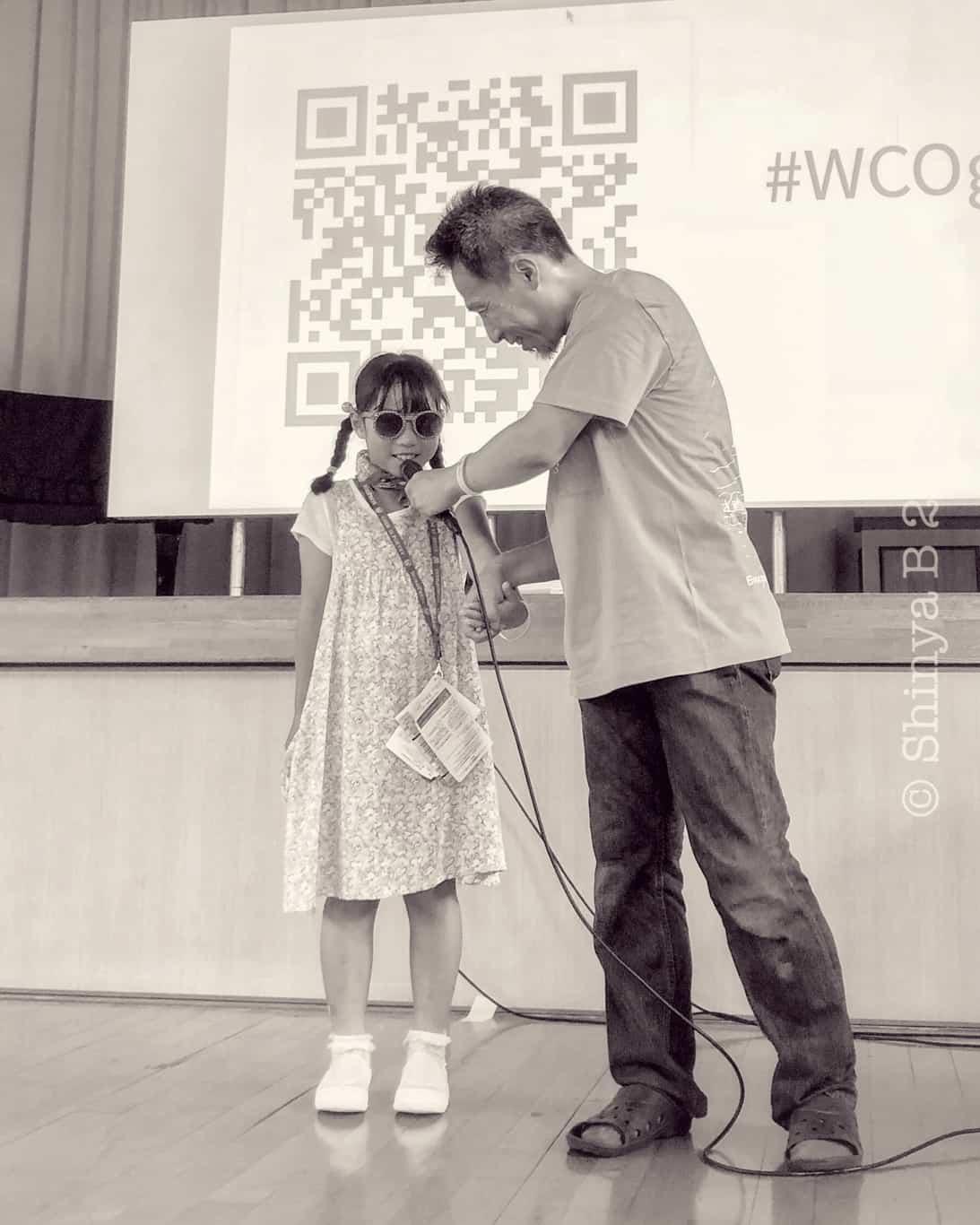 Hideaki Saiki, WordCamp Ogijima